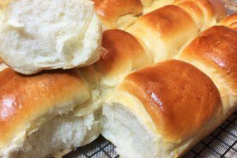 Пуховые японские булочки. Попробуйте — впечатлит!