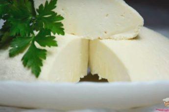Сыр за 10 минут
